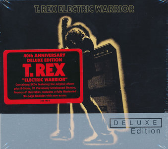 T. Rex - Electric Warrior (1971) [2CD, Deluxe Edition]
