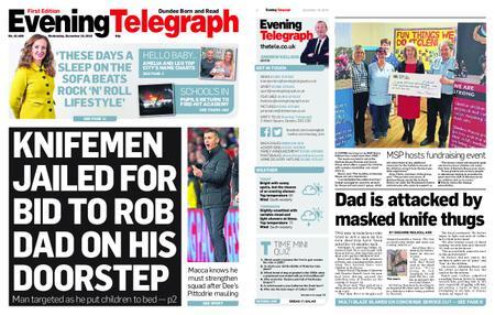 Evening Telegraph First Edition – December 19, 2018