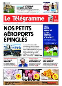 Le Télégramme Brest – 06 février 2020
