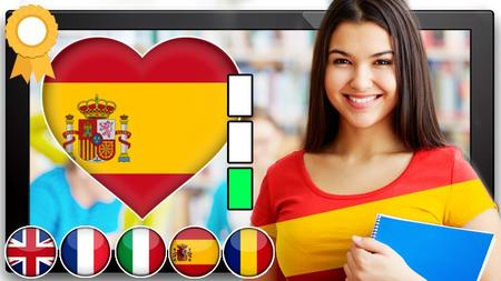 Complete Spanish Course: Learn Spanish Language | Beginners (Updated)