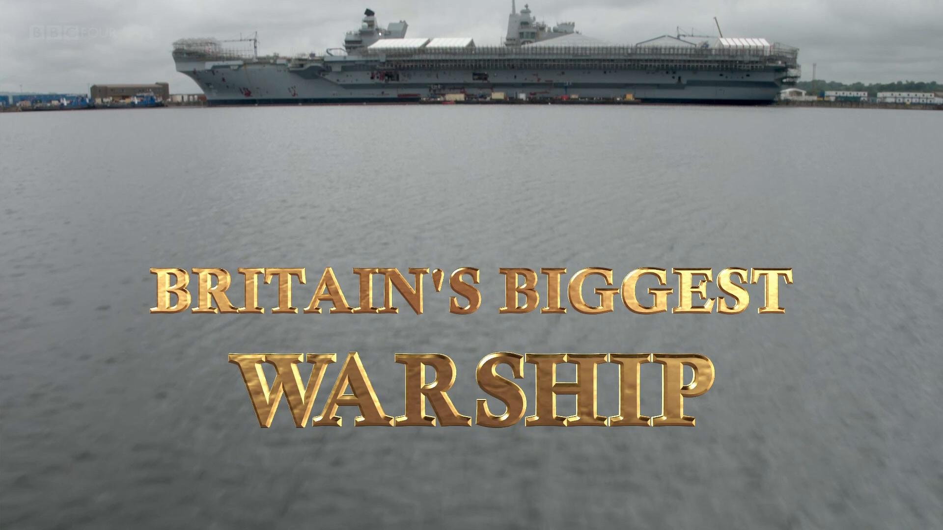Britain's Biggest Warship – Documentary Series (2018) – S2, Ep3 – Manhattan Ahoy!
