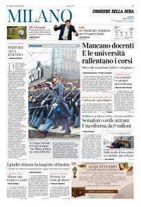 Corriere della Sera Milano - 19 Marzo 2018