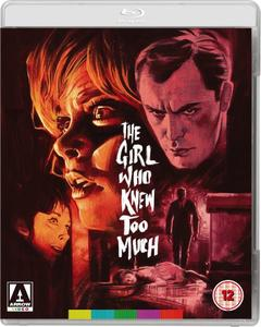 The Girl Who Knew Too Much (1963) + Extras