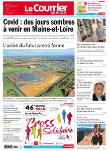 Le Courrier de l'Ouest Cholet – 28 octobre 2020