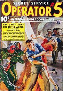 Secret Service Operator 5 Vol 11 n2 1938 rangerhouse-movielover-Novus 92204