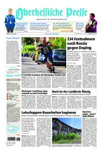 Oberhessische Presse Marburg/Ostkreis - 10. Juli 2019