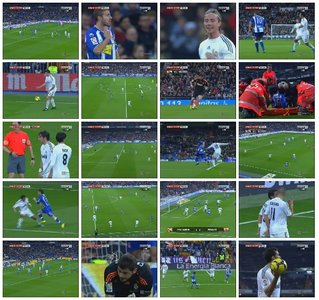 Real Madrid Vs Espagnol