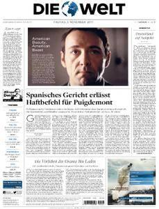 Die Welt - 03. November 2017