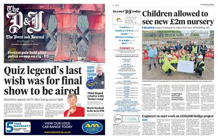 The Press and Journal Moray – June 14, 2019