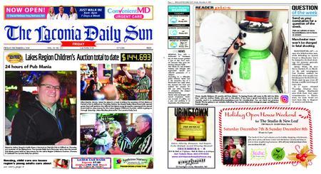 The Laconia Daily Sun – December 06, 2019
