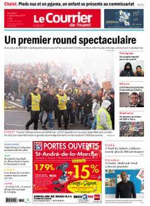 Le Courrier de l'Ouest Cholet – 06 décembre 2019