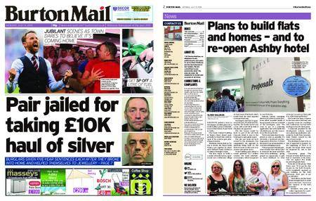 Burton Mail – July 09, 2018