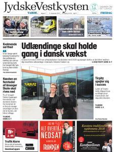 JydskeVestkysten Varde – 21. december 2018