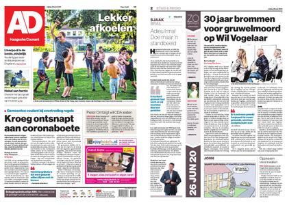 Algemeen Dagblad - Zoetermeer – 26 juni 2020