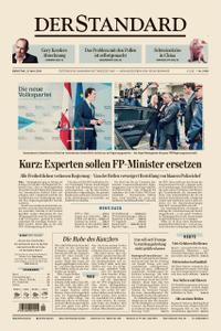 Der Standard – 21. Mai 2019
