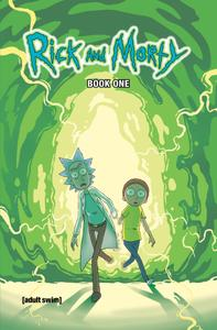 Rick and Morty-Book 01 2016 Digital danke