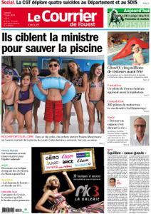 Le Courrier de l'Ouest Cholet – 15 juin 2019
