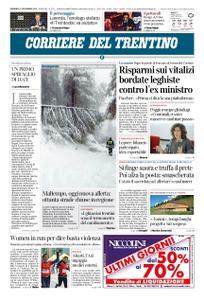 Corriere del Trentino – 17 novembre 2019