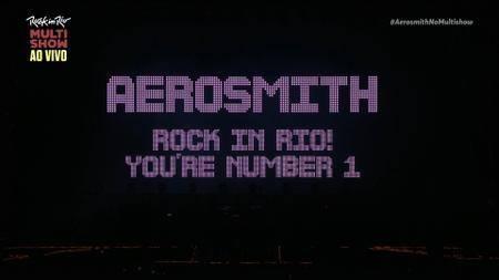 Aerosmith - Rock in Rio (2017) [HDTV 1080i]