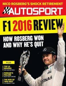 Autosport - December 8, 2016
