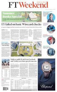 Financial Times Middle East - June 27, 2020