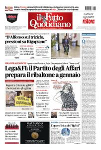 Il Fatto Quotidiano - 30 novembre 2018