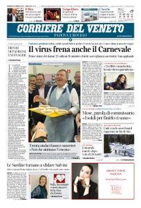 Corriere del Veneto Padova e Rovigo – 09 febbraio 2020