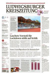 Ludwigsburger Kreiszeitung LKZ - 07 April 2021