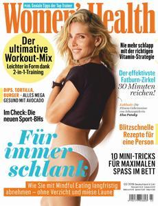 Women's Health Germany - März 2019