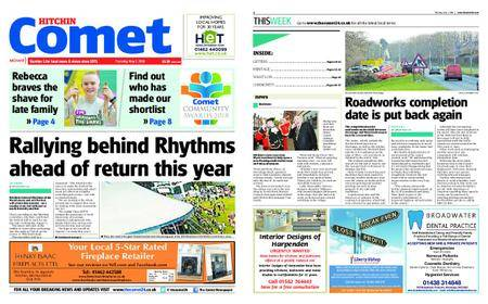 The Comet Hitchin – May 03, 2018