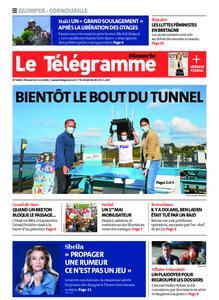 Le Télégramme Ouest Cornouaille – 02 mai 2021