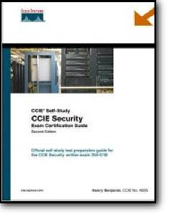 Henry Benjamin, «CCIE Security Exam Certification Guide (CCIE Self-Study) (2nd Edition)»