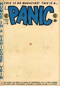 Panic 006 (EC 1955)
