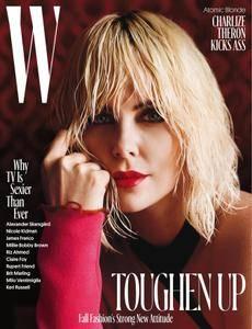 W Magazine - August 2017