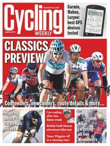 Cycling Weekly - March 22, 2018