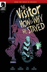 The Visitor - How and Why He Stayed 05 of 05 2017 digital