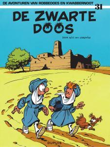 """Strip - """"Robbedoes En Kwabbernoot - 31 - De Zwarte Doos cbr"""