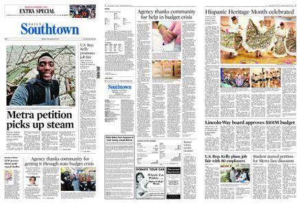 Daily Southtown – September 25, 2017