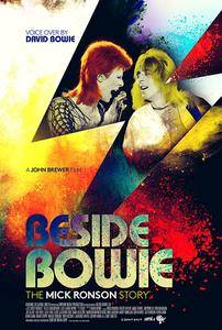 Beside Bowie: The Mick Ronson Story (2017)