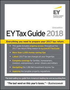 Ernst & Young Tax Guide 2018, 33rd Edition