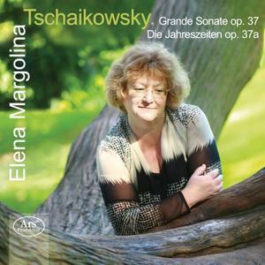 Elena Margolina - Grand Sonata, Op. 37 & The Seasons, Op. 37a (2019)