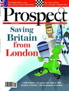 Prospect Magazine – November 2018
