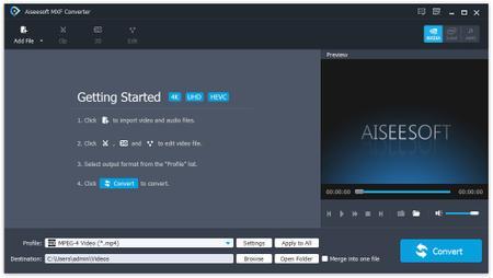 Aiseesoft MXF Converter 9.2.28 Multilingual