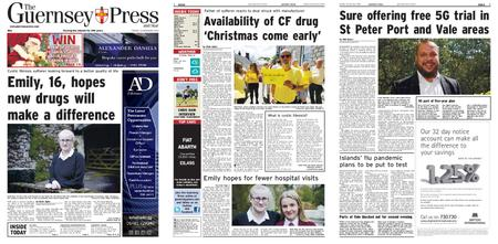 The Guernsey Press – 19 November 2019