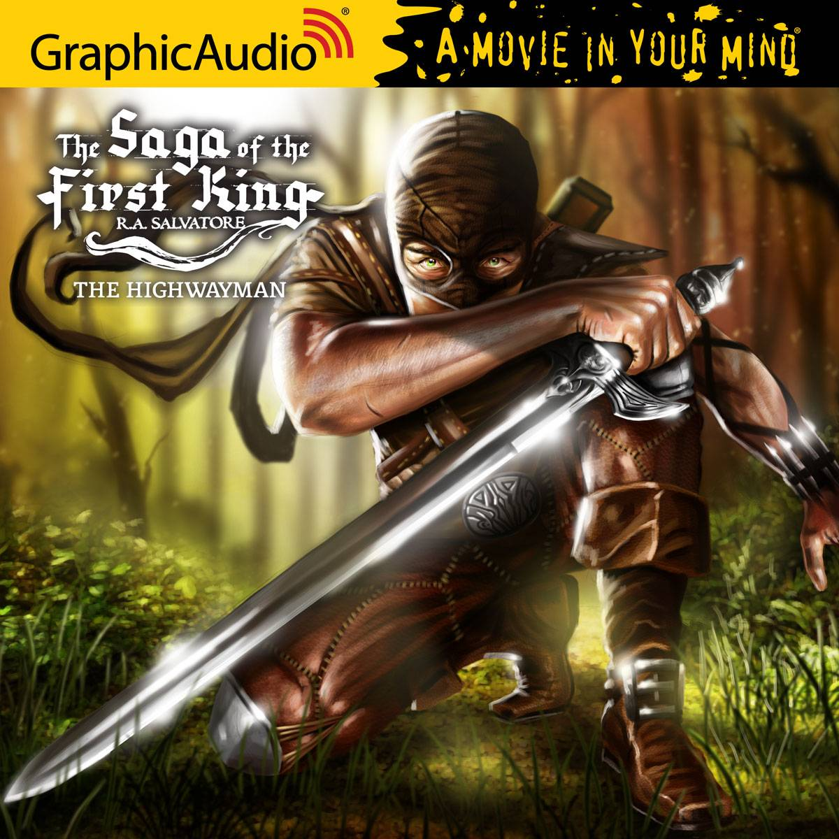 Saga of the First King Book Series Book 1- 4 by R A