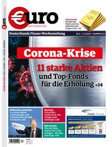 Euro am Sonntag – 28. März 2020