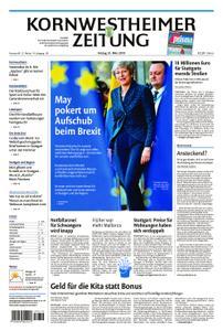 Kornwestheimer Zeitung - 22. März 2019