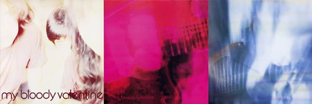 My Bloody Valentine - Albums Collecton 1988-2012 (5CD) Remastered 2012 [Re-Up]