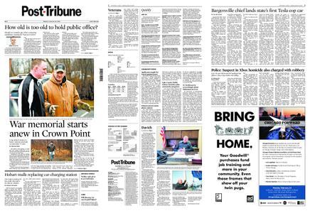 Post-Tribune – January 20, 2020