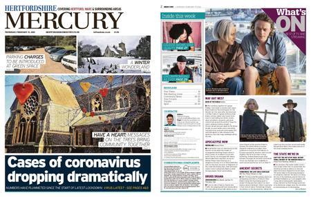 Hertfordshire Mercury – February 11, 2021